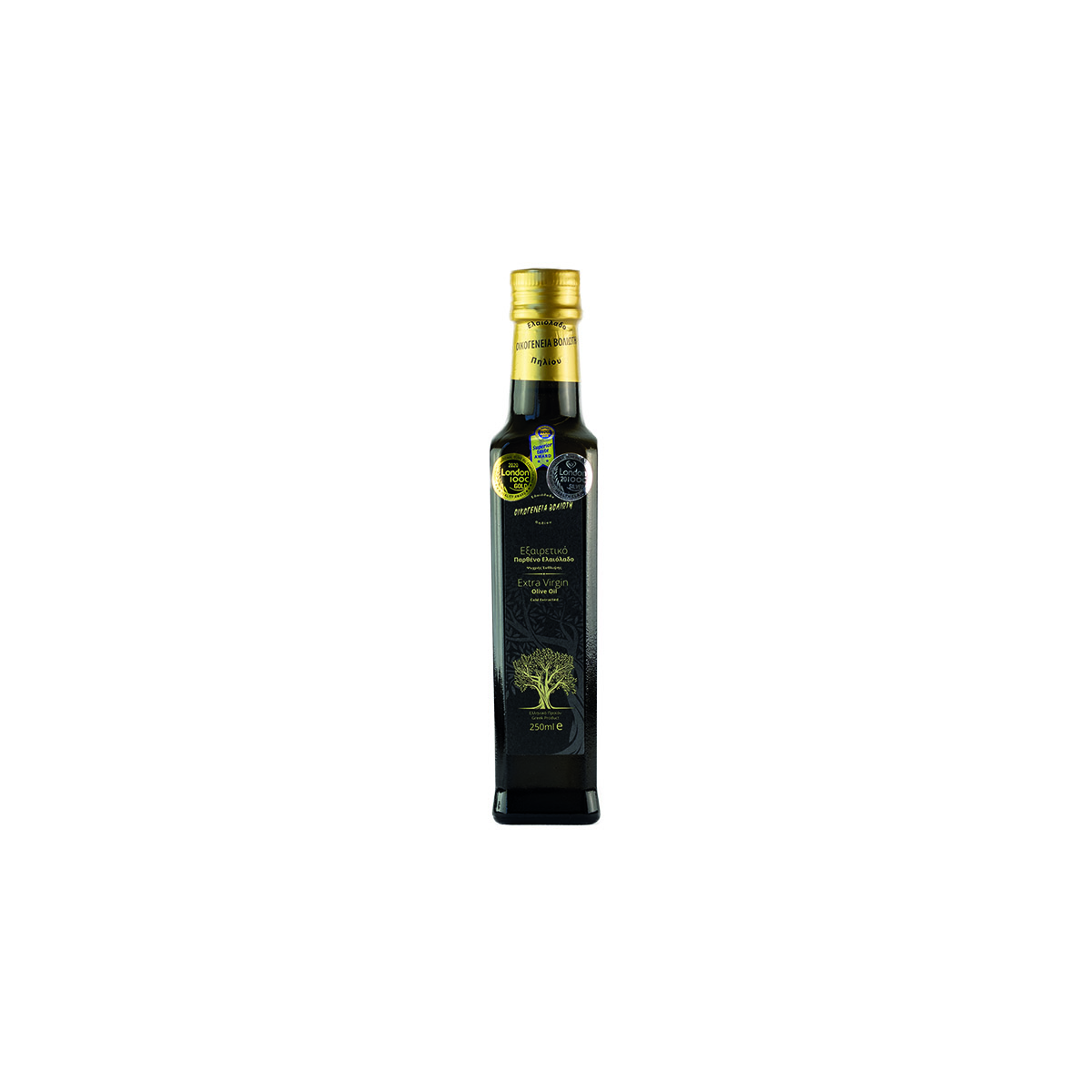 Finest Extra-Virgin Olive Oil 250ml front